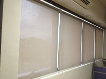 Roller Blinds in offices