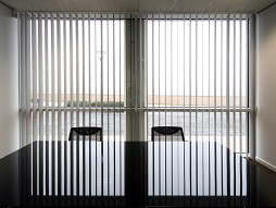 Vertical blinds singapore office